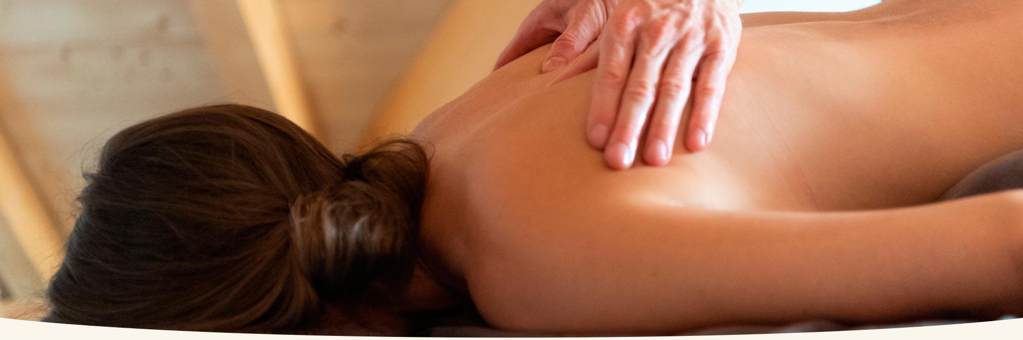 Massage Abhyanga dos