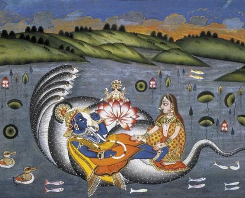 Shesha vishnu
